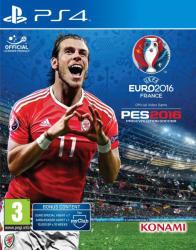 Konami UEFA Euro 2016 PES Pro Evolution Soccer (PS4)
