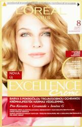 L'Oréal Excellence 8 Világosszőke