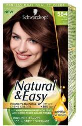 Schwarzkopf Natural & Easy 584 Mokka Csokoládé