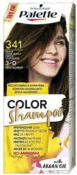Palette Color Shampoo 341 Fekete Csokoládé