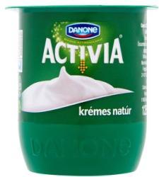 Danone Activia natúr joghurt 125g