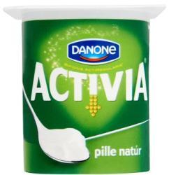 Danone Activia Pille natúr joghurt 125g