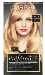 L'Oréal Préférence 8/X3 világosszőke