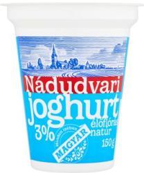Nádudvari Natúr joghurt 150g
