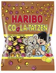HARIBO Coala-Tatzen gumicukor 90g