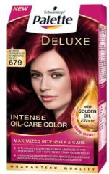 Palette Deluxe 679 Intenzív Vörös Violett