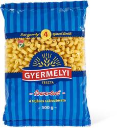 GYERMELYI 4 Tojásos Csavartcső száraztészta 500g