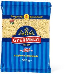 GYERMELYI 4 Tojásos ABC száraztészta 500g