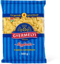 GYERMELYI 4 Tojásos Nagykocka száraztészta 500g