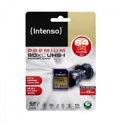 Intenso SDXC Premium 64GB UHS-I (3421490)