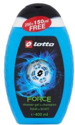 Lotto Force 400ml