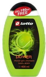Lotto Power 400ml