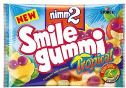 STORK Nimm2 Smilegummi Tropical gumicukor 100g