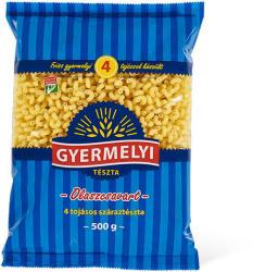 GYERMELYI 4 Tojásos Olaszcsavart száraztészta 500g