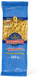 GYERMELYI 8 Tojásos Gyufametélt száraztészta 250g