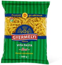 GYERMELYI Vita Pasta Durum Orsó száraztészta 500g