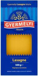 GYERMELYI 4 Tojásos Durum Lasagne tészta 500g