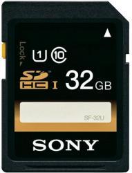 Sony SDHC 32GB Class 10 UHS-I SF32U
