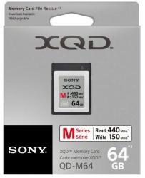 Sony XQD MEMORY QDM32 64GB 150MB/s QDM64