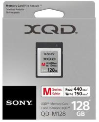 Sony XQD MEMORY CARD 128GB 150MB/s QDM128