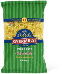 GYERMELYI Vita Pasta Durum Fodros Kocka száraztészta 500g