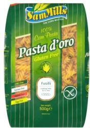 Pasta d'oro Gluténmentes Spirál tészta kukoricából 500g