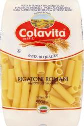 Colavita Rigatoni Romani Apró Durum száraztészta 500g