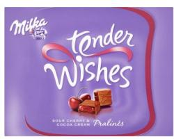 Milka Tender Wishes praliné 110g