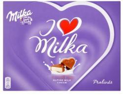 Milka I Love Milka praliné 110-120g