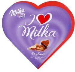 Milka I Love Milka praliné 38g