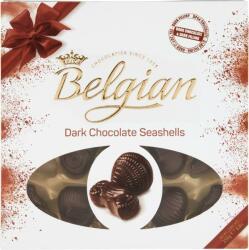 Belgian Dark Seashells praliné 250g
