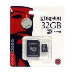 Kingston microSDHC 32GB Class 10 SDC10/32GB