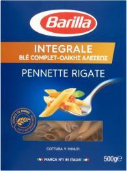 Barilla Integrale Pennette Rigate Teljes Kiőrlésű Apró Durum száraztészta 500g