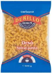 Cerbona Durillo Durum Orsó száraztészta 500g