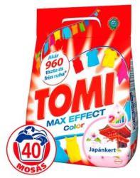 TOMI Japánkert Color Mosópor 2,8kg