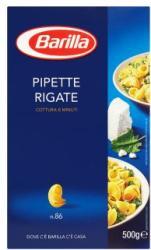 Barilla Pipette Rigate Apró Durum száraztészta 500g