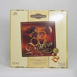 SZERENCSI Diabon töltött csokoládé desszert 127g