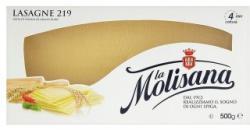 La Molisana Lasagne 219 Durum tészta 500g