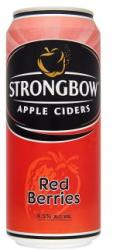 Strongbow Red Berries Alma Cider 0,4l 4,5%