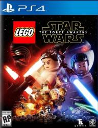 Warner Bros. Interactive LEGO Star Wars The Force Awakens (PS4)