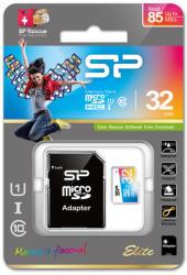 Silicon Power microSDHC Elite 1 32GB Class 10 UHS-I SP032GBSTHBU1V20SP