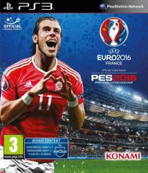 Konami UEFA Euro 2016 PES Pro Evolution Soccer (PS3)