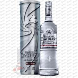 Russian Standard Platinum Vodka DD (3L)