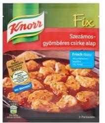 Knorr Fix Szezámos-Gyömbéres Csirke Alap (35g)