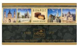 Szamos Budapest Ganache desszert 132g