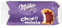 Milka Choco Minis Tejes Krémmel Töltött Keksz Alpesi Tejcsokoládéval (37.5g)