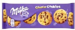 Milka Choco Cookies Keksz Alpesi Tejcsokoládé Darabokkal (135g)