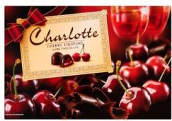 Charlotte Meggylikőrrel töltött bonbon 232g