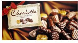 Charlotte Vegyes desszert 400g