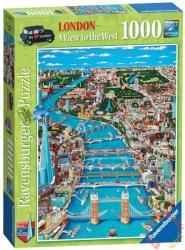 Ravensburger London - Kilátás nyugat felé 1000 db-os (15870)